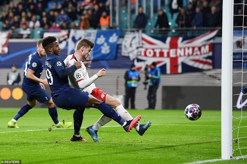 Leipzig hủy diệt Tottenham, Atalanta thắng kịch tính Valencia - ảnh 4