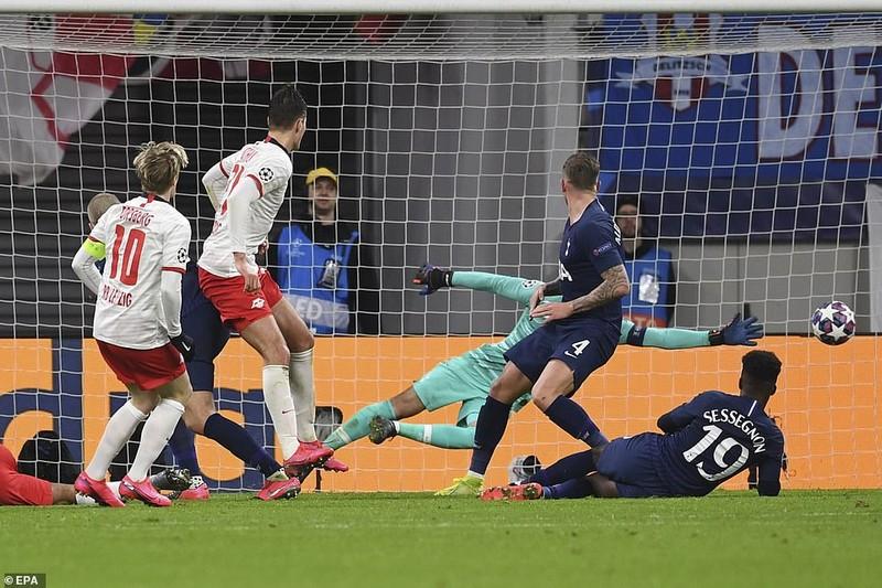 Leipzig hủy diệt Tottenham, Atalanta thắng kịch tính Valencia - ảnh 5