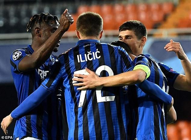Leipzig hủy diệt Tottenham, Atalanta thắng kịch tính Valencia - ảnh 7