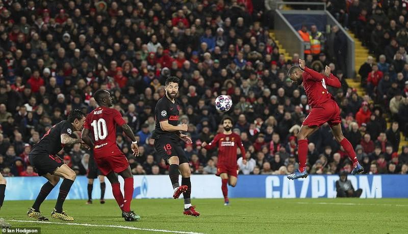 Thua ngược tại Anfield, Liverpool trở thành cựu vương - ảnh 2