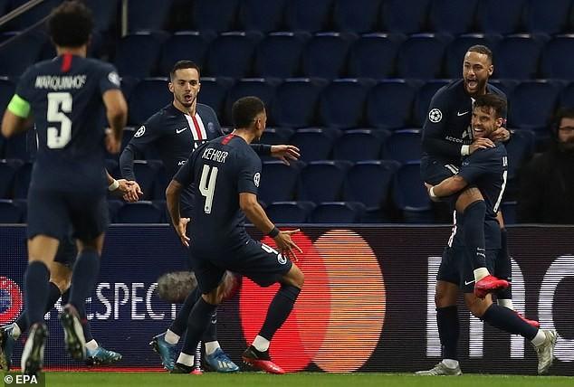 Neymar tỏa sáng, PSG giành vé vào tứ kết Champions League - ảnh 3