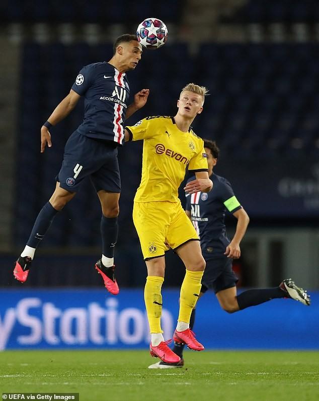 Neymar tỏa sáng, PSG giành vé vào tứ kết Champions League - ảnh 2