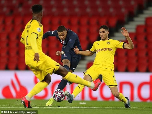 Neymar tỏa sáng, PSG giành vé vào tứ kết Champions League - ảnh 4
