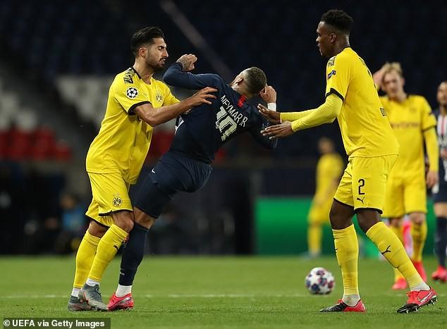 Neymar tỏa sáng, PSG giành vé vào tứ kết Champions League - ảnh 5