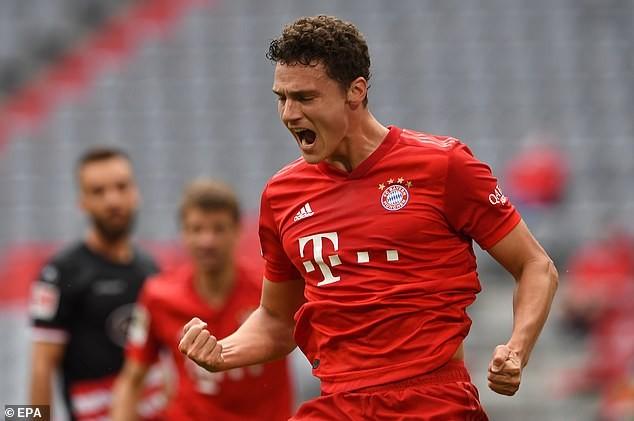 """Hậu vệ bùng nổ, Bayern Munich thắng """"5 sao"""" trên sân nhà - ảnh 2"""