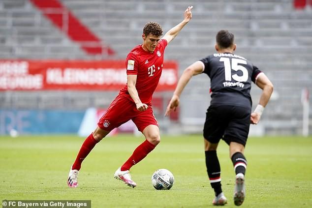"""Hậu vệ bùng nổ, Bayern Munich thắng """"5 sao"""" trên sân nhà - ảnh 1"""