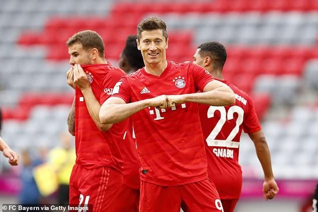 """Hậu vệ bùng nổ, Bayern Munich thắng """"5 sao"""" trên sân nhà - ảnh 3"""