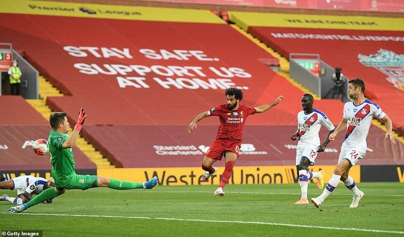 Nghiền nát Crystal Palace, Liverpool tiến sát ngôi vô địch - ảnh 2