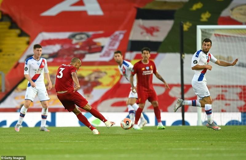 Nghiền nát Crystal Palace, Liverpool tiến sát ngôi vô địch - ảnh 4
