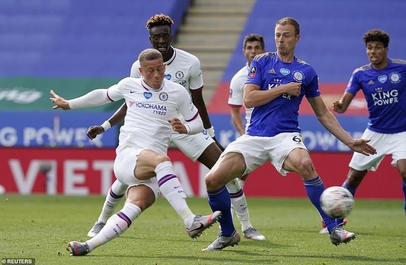 Man. City, Chelsea cùng thắng, bán kết FA Cup hội đủ anh tài - ảnh 6