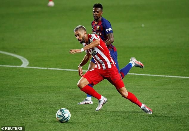 Chia điểm tại Nou Camp, Barcelona khó giữ ngôi vương - ảnh 6