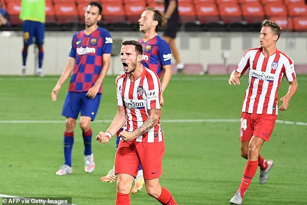 Chia điểm tại Nou Camp, Barcelona khó giữ ngôi vương - ảnh 7