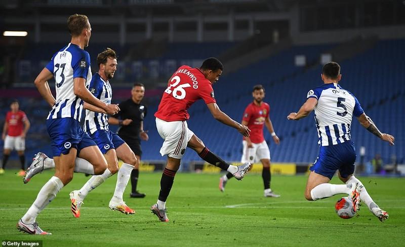 Fernandes lập cú đúp, MU duy trì thế bám đuổi với Chelsea - ảnh 2