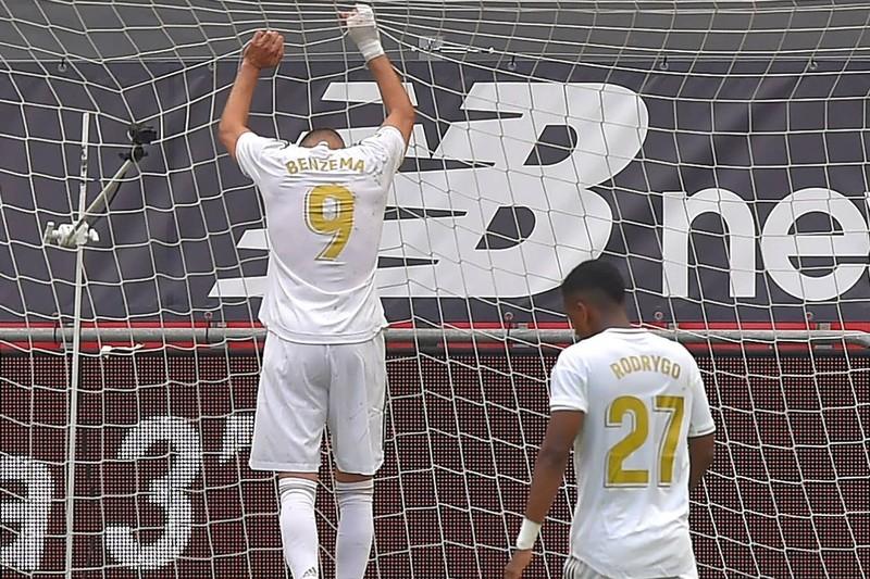 Ramos tiếp tục ghi bàn, Real Madrid tạm hơn Barca 7 điểm - ảnh 3