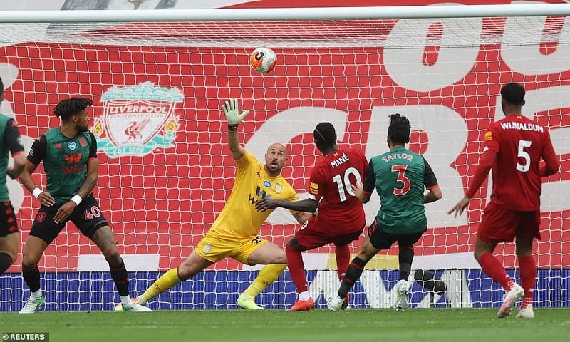 Liverpool bùng nổ hiệp 2, Man. City thua sốc Southampton - ảnh 2