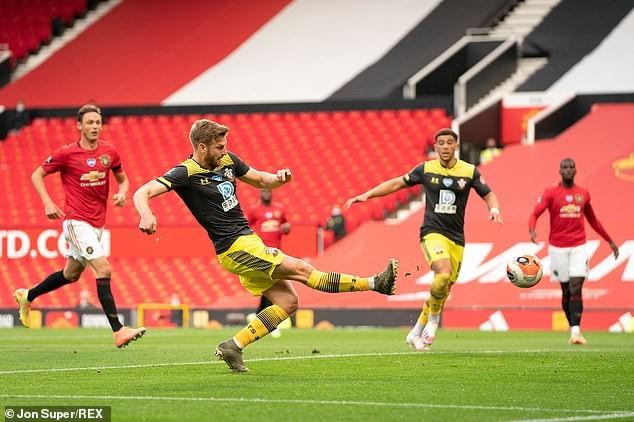 MU trượt chân vào tốp 4 Premier League - ảnh 1