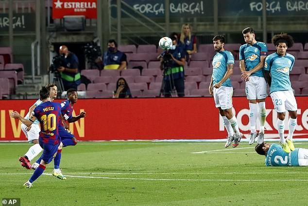 Messi chê bai Barcelona quá thất thường và yếu đuối - ảnh 2