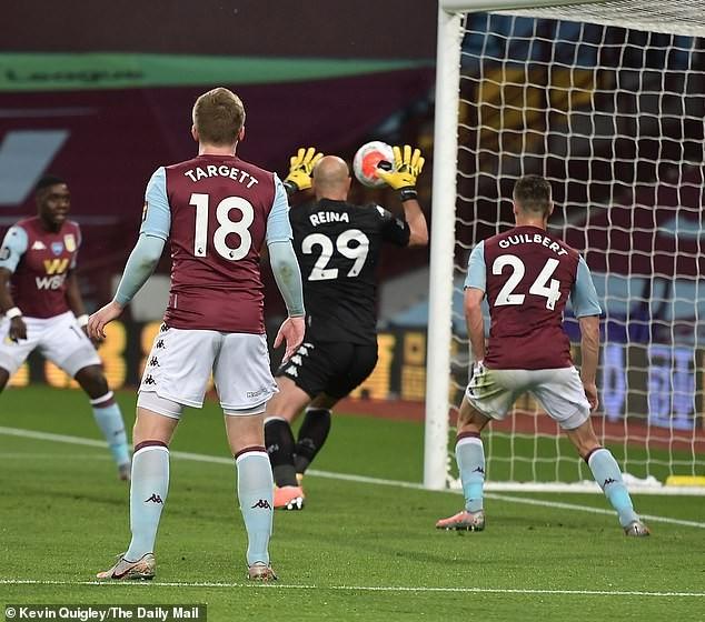 Cột dọc cứu thua, Aston Villa bất ngờ đánh bại Arsenal  - ảnh 4