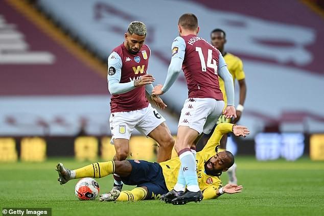 Cột dọc cứu thua, Aston Villa bất ngờ đánh bại Arsenal  - ảnh 6