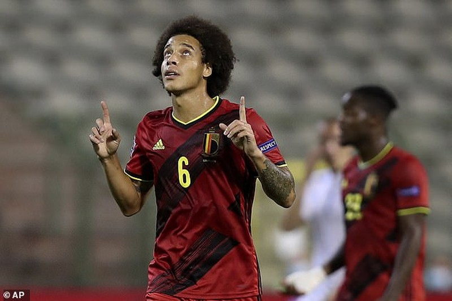 Bỉ thắng tưng bừng 5 sao, tuyển Anh hòa kịch tính Đan Mạch - ảnh 2