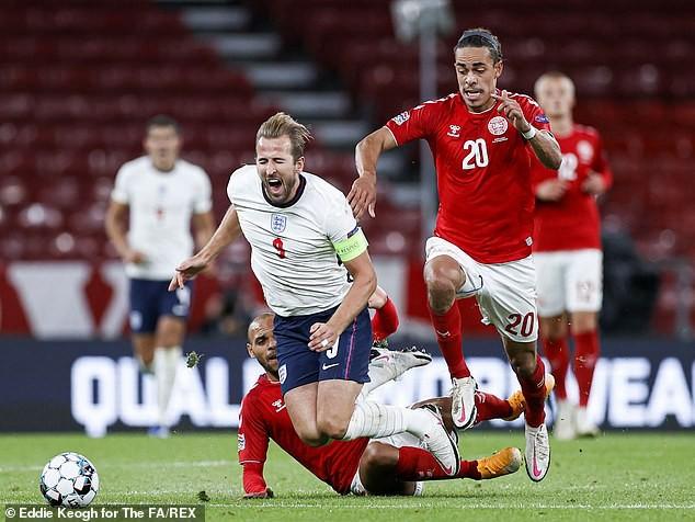 Bỉ thắng tưng bừng 5 sao, tuyển Anh hòa kịch tính Đan Mạch - ảnh 5