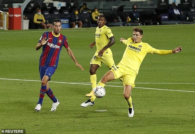 Sao trẻ lập cú đúp, Messi ghi bàn, Barca thắng lớn trận mở màn - ảnh 3