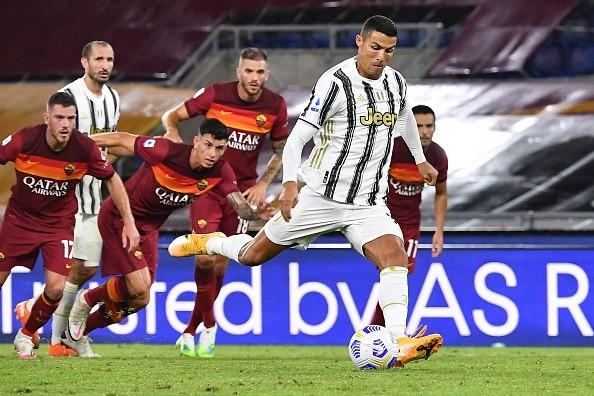 Ronaldo bùng nổ, Juventus nhọc nhằn rời thành Rome với 1 điểm - ảnh 2