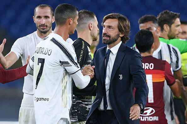 Ronaldo bùng nổ, Juventus nhọc nhằn rời thành Rome với 1 điểm - ảnh 5