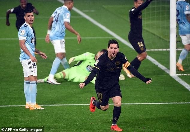 Đá thiếu người, Barcelona vẫn thắng tưng bừng trên sân khách - ảnh 3