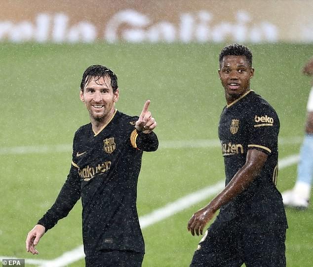 Đá thiếu người, Barcelona vẫn thắng tưng bừng trên sân khách - ảnh 5