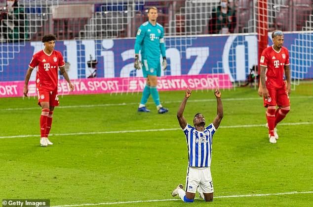 Lewandowski lập poker, Bayern thắng nghẹt thở phút bù giờ - ảnh 3
