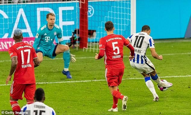 Lewandowski lập poker, Bayern thắng nghẹt thở phút bù giờ - ảnh 4