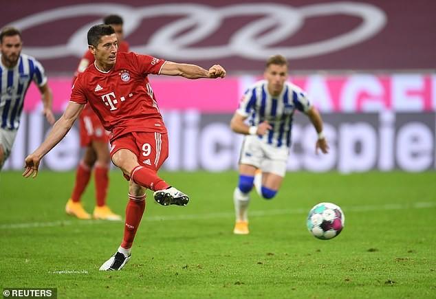 Lewandowski lập poker, Bayern thắng nghẹt thở phút bù giờ - ảnh 7