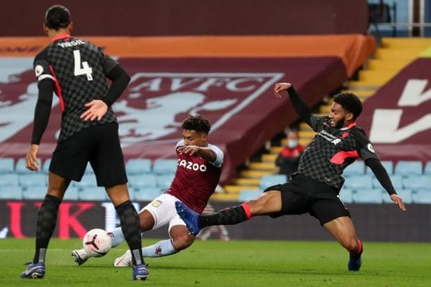 Liverpool bị hạ nhục với tỉ số không tưởng tại Villa Park - ảnh 2