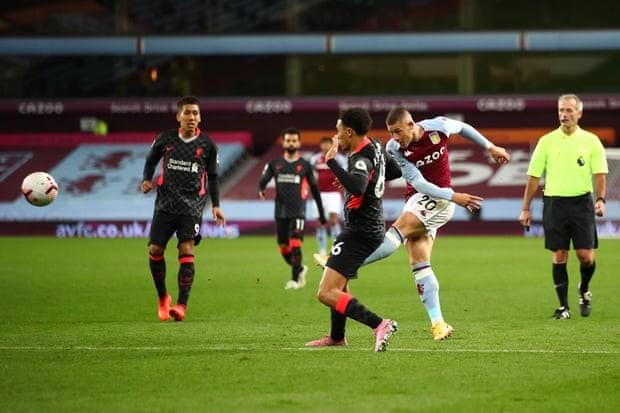 Liverpool bị hạ nhục với tỉ số không tưởng tại Villa Park - ảnh 5