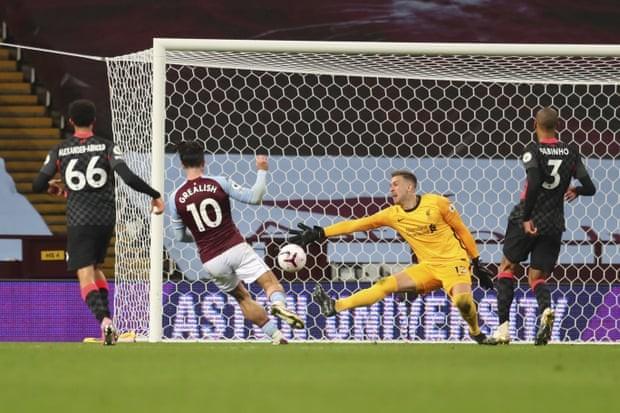 Liverpool bị hạ nhục với tỉ số không tưởng tại Villa Park - ảnh 7