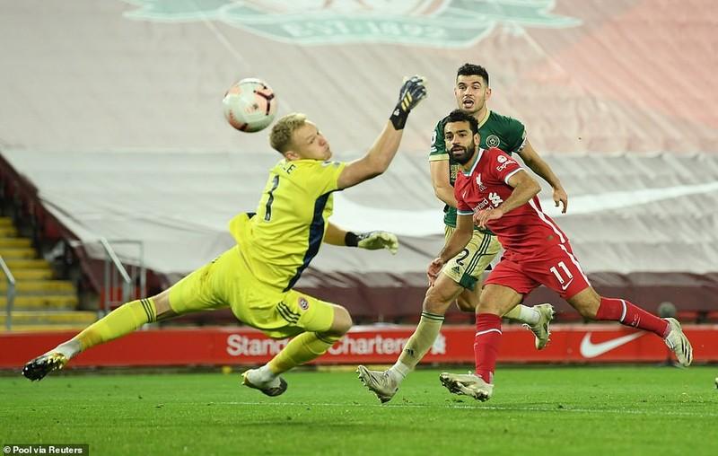 Hàng công tỏa sáng, Liverpool ngược dòng kịch tính tại Anfield - ảnh 5
