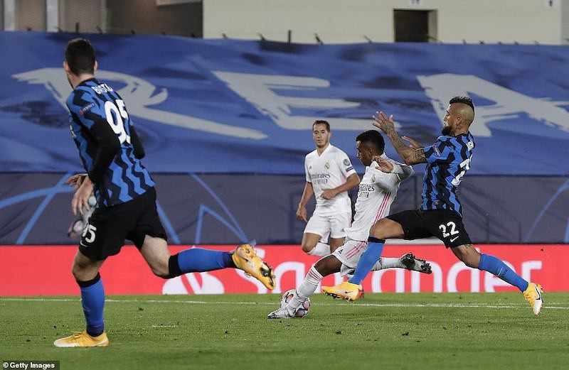 Inter Milan - Real Madrid: Ghế của Zidane tiếp tục lung lay? - ảnh 1