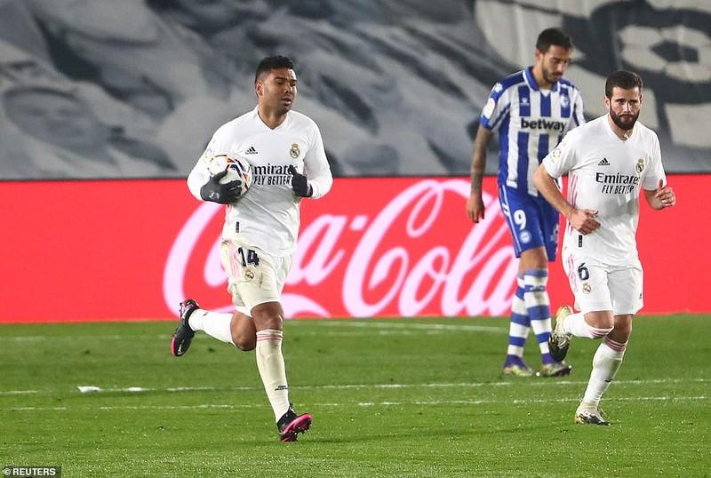 Hàng thủ cẩu thả, Real Madrid thua sốc trên sân nhà - ảnh 5