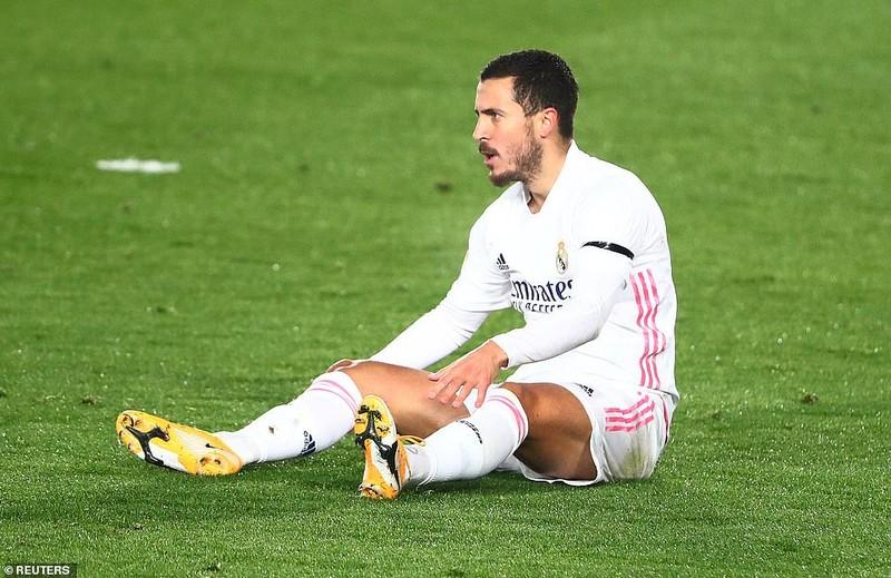 Hàng thủ cẩu thả, Real Madrid thua sốc trên sân nhà - ảnh 3