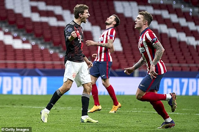 Real tiếp tục thua, Atletico Madrid đánh rơi chiến thắng - ảnh 6