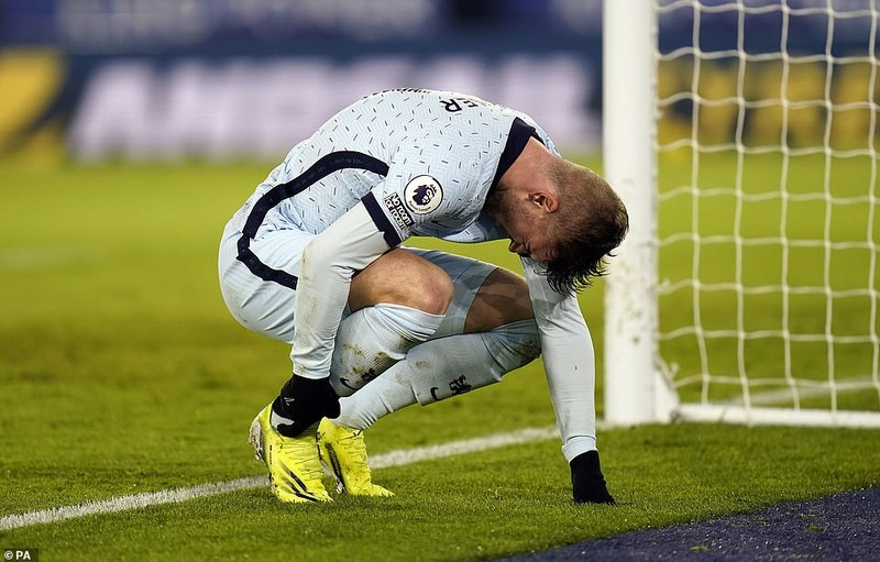 Leicester City bất ngờ chiếm ngôi đầu Premier League - ảnh 4