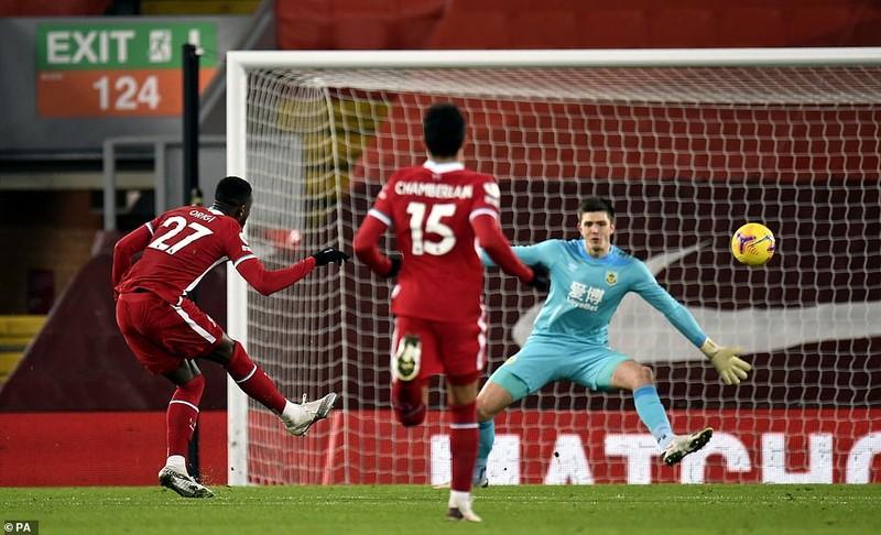 Thua sốc Burnley, Liverpool nguy cơ văng khỏi Top 4  - ảnh 2