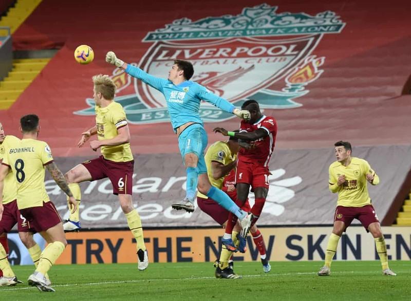 Thua sốc Burnley, Liverpool nguy cơ văng khỏi Top 4  - ảnh 3
