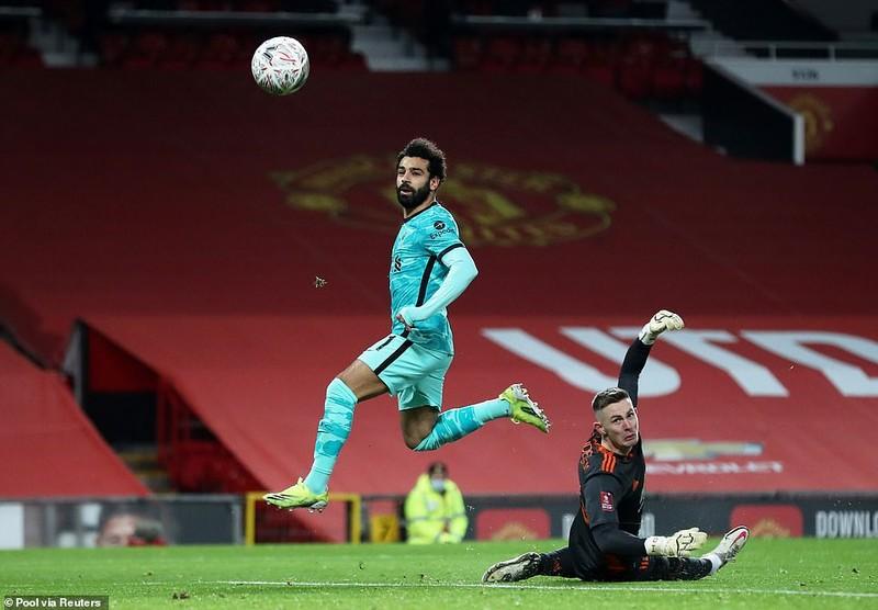 Lội ngược dòng kịch tính, MU loại Liverpool khỏi FA Cup - ảnh 1