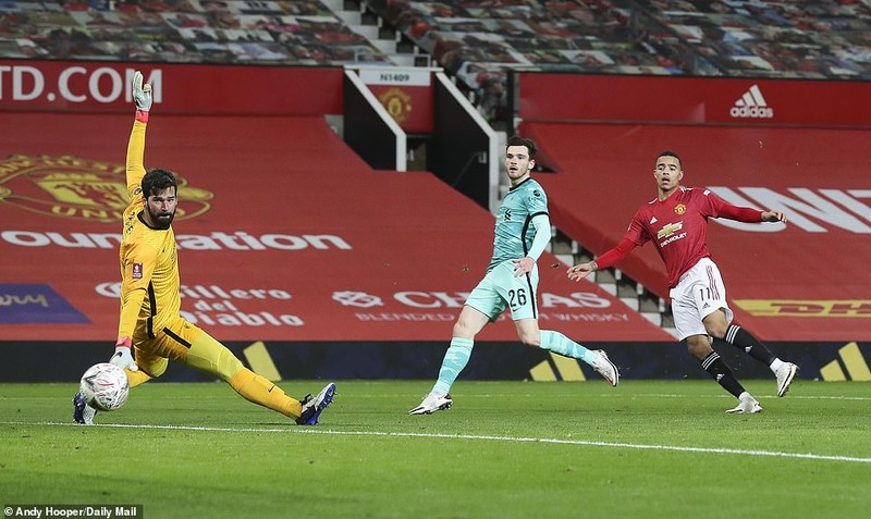 Lội ngược dòng kịch tính, MU loại Liverpool khỏi FA Cup - ảnh 2
