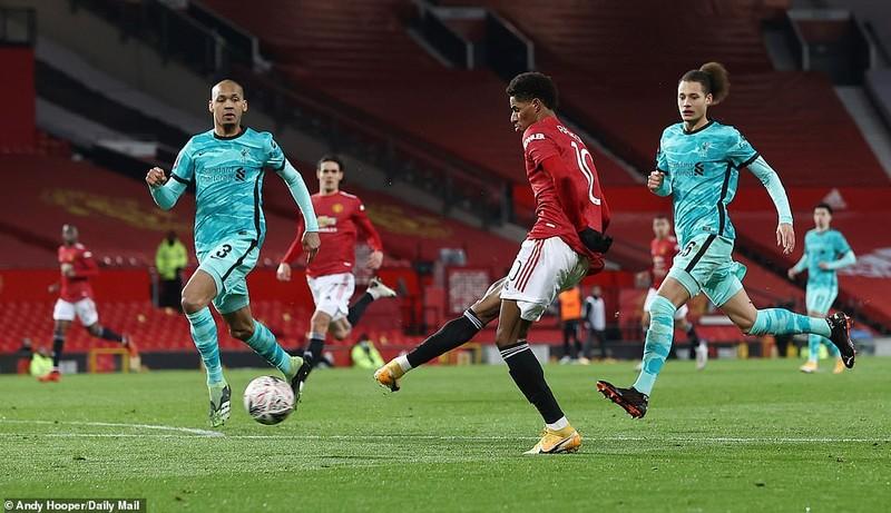 Lội ngược dòng kịch tính, MU loại Liverpool khỏi FA Cup - ảnh 3