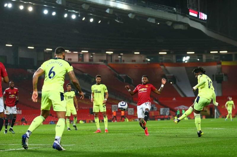 MU thắng lớn Newcastle tại Old Trafford - ảnh 2