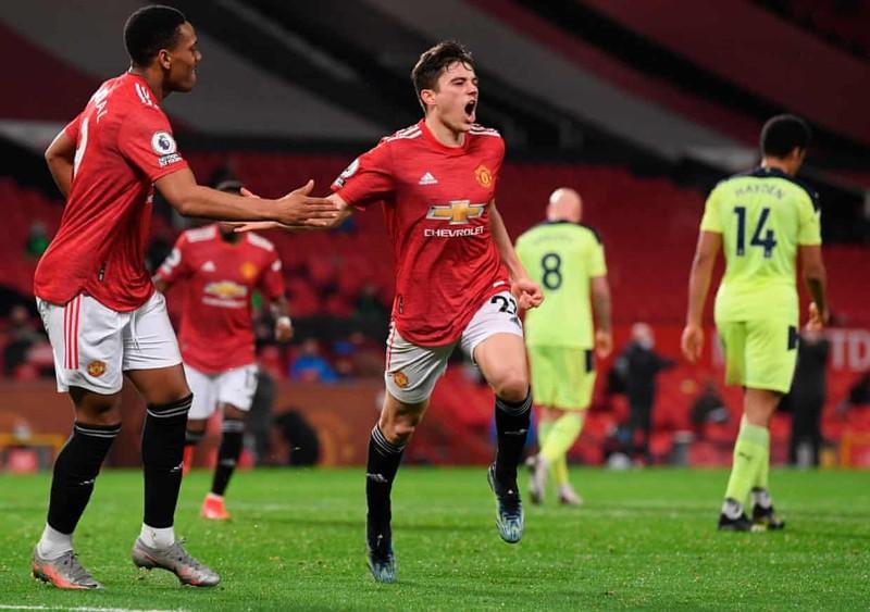 MU thắng lớn Newcastle tại Old Trafford - ảnh 3