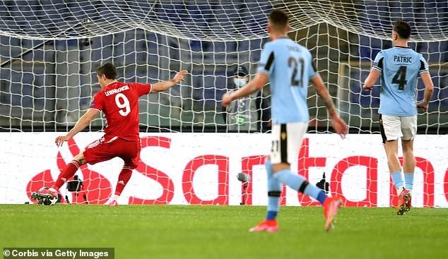Chelsea thắng nhờ siêu phẩm, Bayern 'hủy diệt' Lazio - ảnh 3
